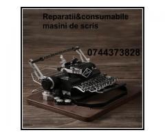 Consumabile si service ptr.masini de scris | anunturi gratuite