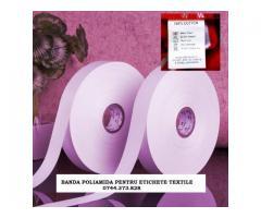 Banda poliamida pentru etichetare textila | anunturi gratuite