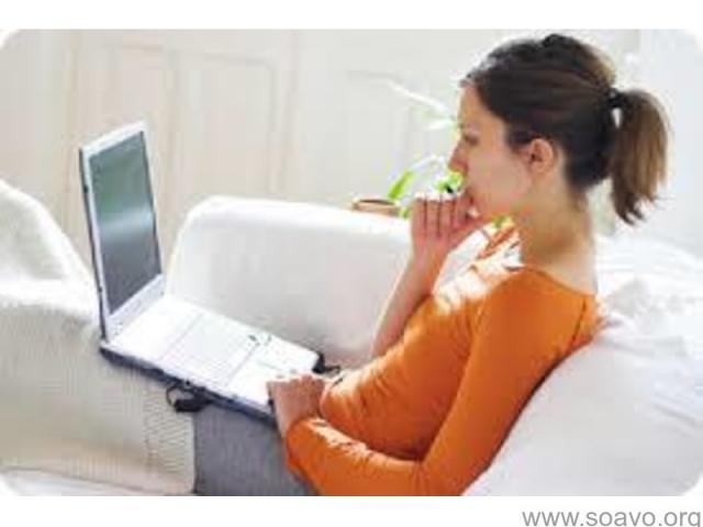 Online Income Opportunity