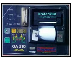 Ribon imprimanta analizoare gaze