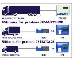 Riboane inregistrator temperatura Transcan, Thermo King, Datacold - anunturi gratuite