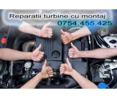 Turbina VW Golf Seat Leon Altea Skoda Octavia 2.0 TDI 140cp 103kw