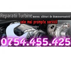 Reparatii turbine / reconditionari Turbine Pitesti Service Turbo