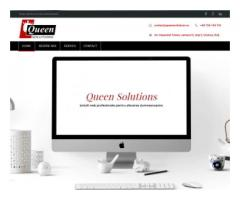 Queen Solutions -Solutii Web