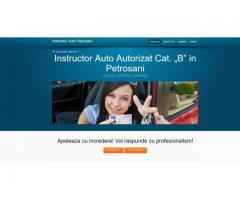 Instructor Auto Petrosani Categoria B | Lungu Ciprian Gabriel 0744709494