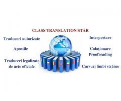 Servicii profesionale de traduceri, interpretariat si cursuri limbi straine