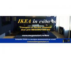 Transport Produse Ikea Bucuresti Cluj - anunturi gratuite