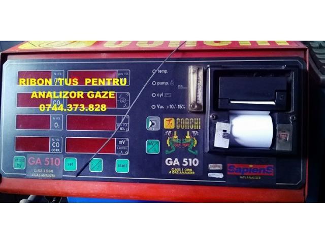Banda tusata analizor AVL DiSmoke 4000/435/465, Eurogas 8020,Flux 5000