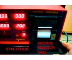 Ribon,banda imprimanta analizor gaze, opacimetru (service auto, statii ITP) - anunturi gratuite