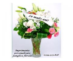 Imprimanta panglici personalizate cadouri,flori - anunturi gratuite