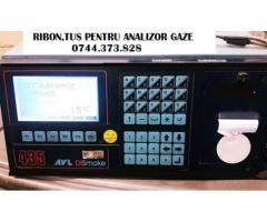 Ribon pt.analizor gaze AVL DiSmoke 435,Flux 5000,Motor X 770,Tecnotest 488