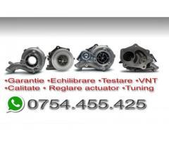Turbina Audi VW Golf Passat Diesel TDI 1.9 2.0 3.0 TDI reconditionare si vanzare