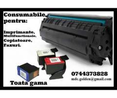 Cartuse imprimante, multifunctionale, copiatoare si faxuri - anunturi gratuite