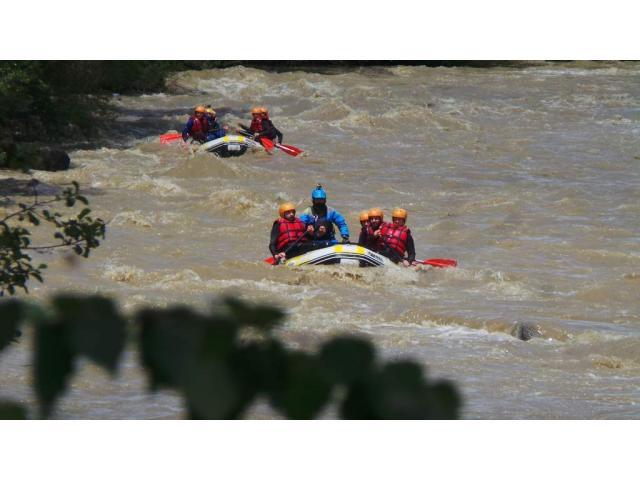 Ture de Rafting