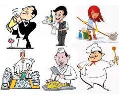 Angajez personal restaurant   anunturi gratuite
