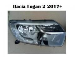 Far neon dreapta / stanga NOU Dacia Logan 2 facelift 2017 - 2020 Elba OEM | anunturi gratuite