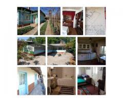 Casa vacanta Garbovi la tara de vanzare 1 ora distanta de Bucuresti