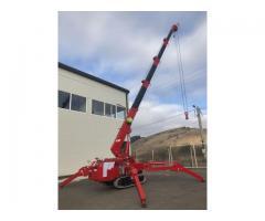 New Werner ks295 mini crane - anunturi gratuite