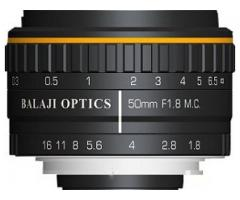 BO MACHINE VISION LENS | F-MOUNT LENSES | MACHINE VISION | America