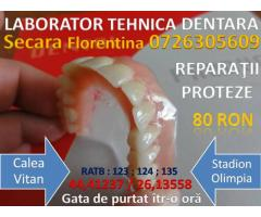 Reparatii Proteze Dentare Urgent Non Stop