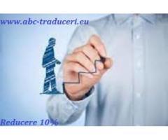 Traducator Autorizat Limba Italiana