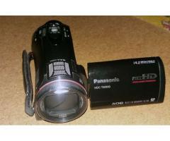 Vand Panasonic HDC-TM900 FULL HD - CU OBIECTIV 3D