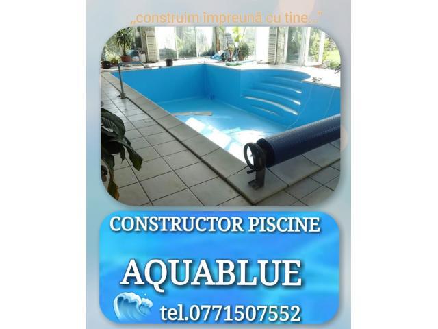 Zalau materiale de constructii constructor piscine for Constructii piscine romania