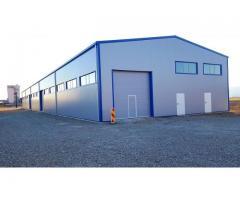 Hala industriala noua 1250 m2 ,teren 6500 m2 ,Ploiesti Exterior Nord | anunturi gratuite